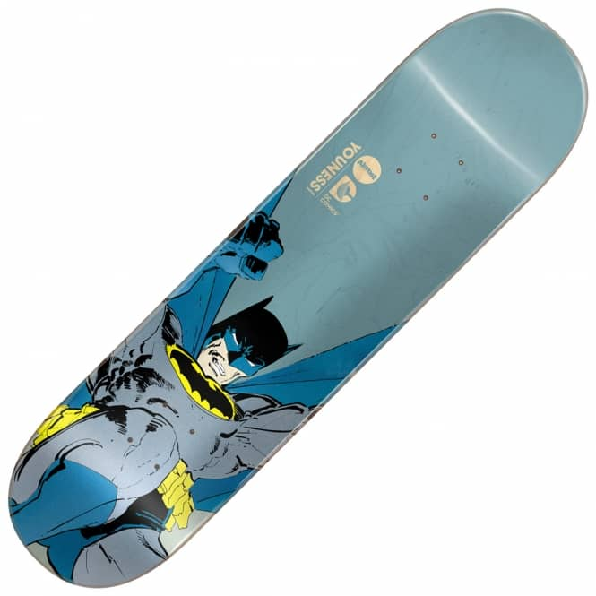 Almost Skateboards Youness Dark Knight Returns Skateboard Deck 8.125