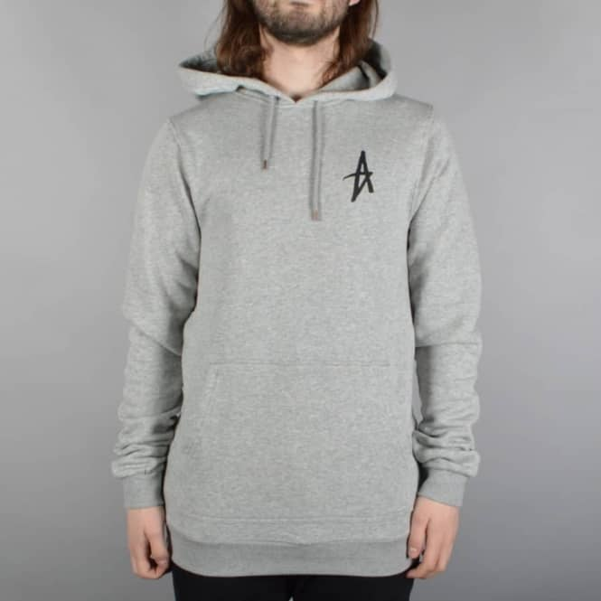 Altamont Icon Pullover Hoodie - Grey Heather