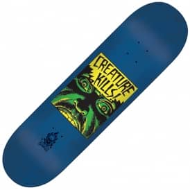 Ambush Hard Rock Maple Medium (Blue) Skateboard Deck 8.0
