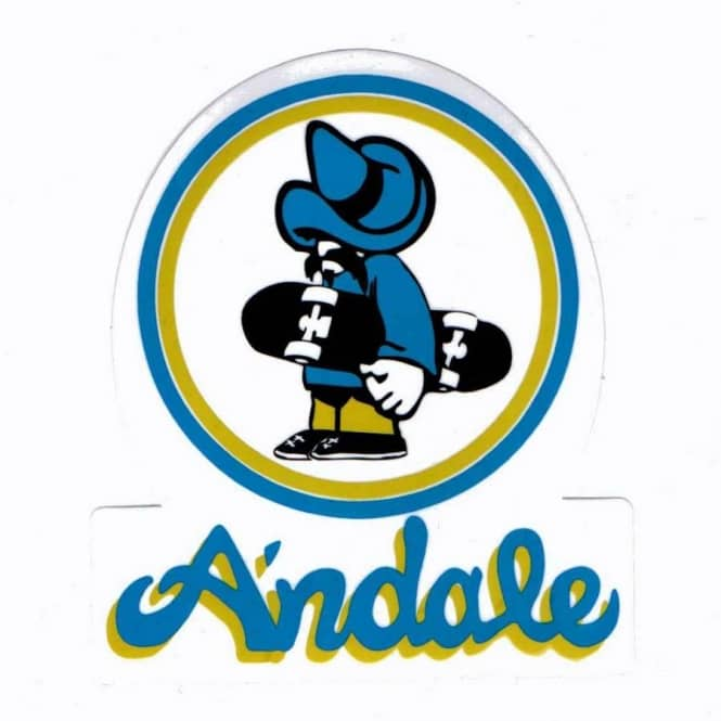 skateboard bearings andale. andale bearings skateboard sticker a