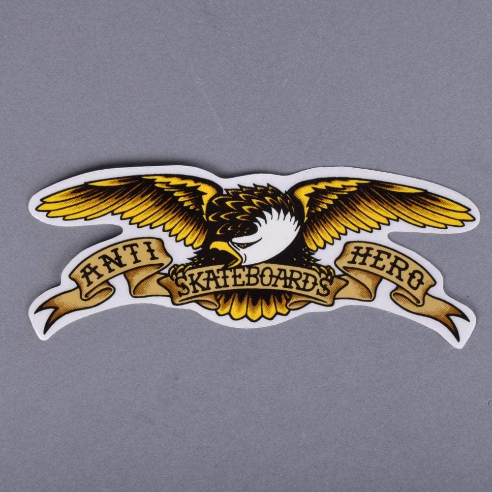 3766e25137 Anti Hero Eagle Small Skateboard Sticker