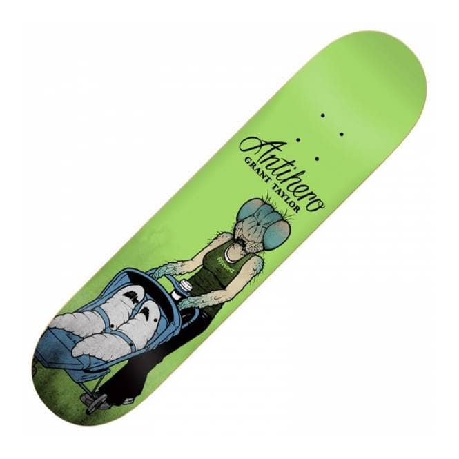 Antihero Skateboards Antihero Grant Taylor Miracle of Life Skateboard Deck 8.25''