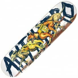 Antihero Skateboards Cardiel Feral 2 Skateboard Deck 8.25""