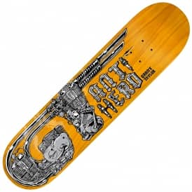 Antihero Skateboards Taylor Revvingon Skateboard Deck 8.06""