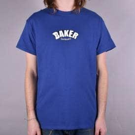 1ad2914a46b Arch 2 Skate T-Shirt - Slate Blue