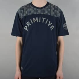 Primitive Apparel Arch Soccer Jersey - Midnight