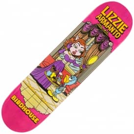 Armanto Vices (Pink Stain) Skateboard Deck 8.0