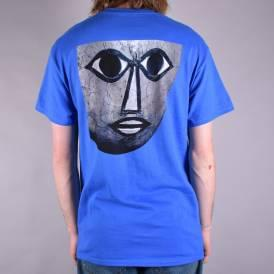 Arnold Triadic Skate T-Shirt - Royal Blue