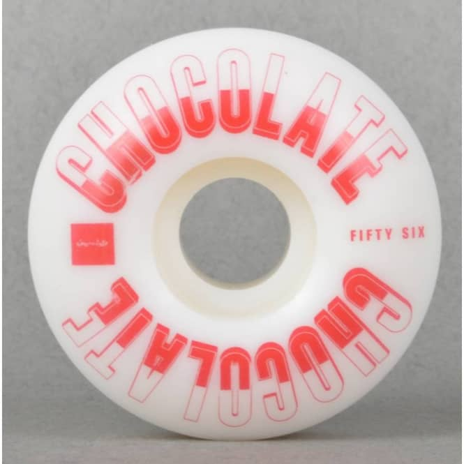 Chocolate Skateboards Athletics Skateboard Wheels 56mm