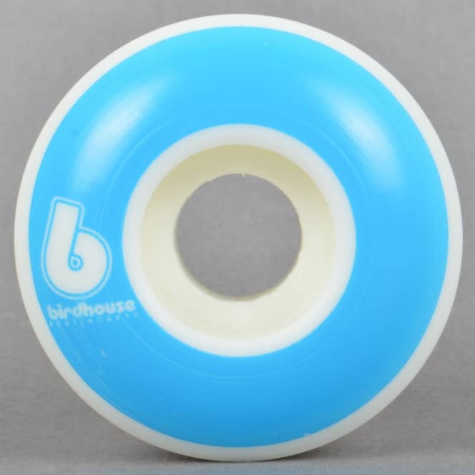 Birdhouse B Logo Bue Skateboard Wheels 51mm
