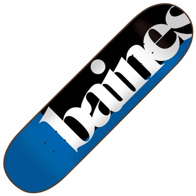 Fabric Skateboards Baines 1734 Skateboard Deck 8.0