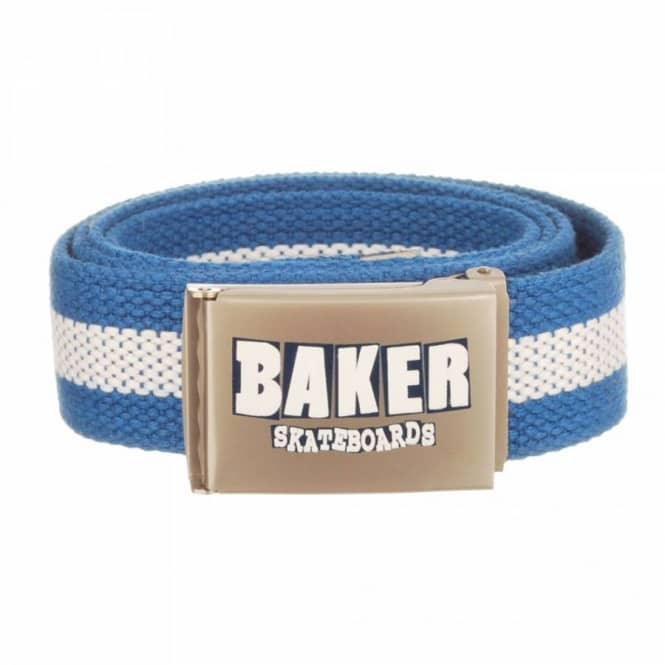 Baker Skateboards Baker Nautical Web Belt