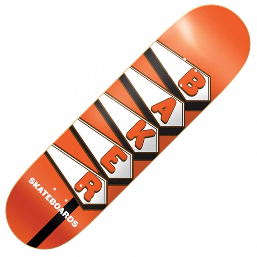 baker skateboards 24 hours skateboard deck 8 0 baker