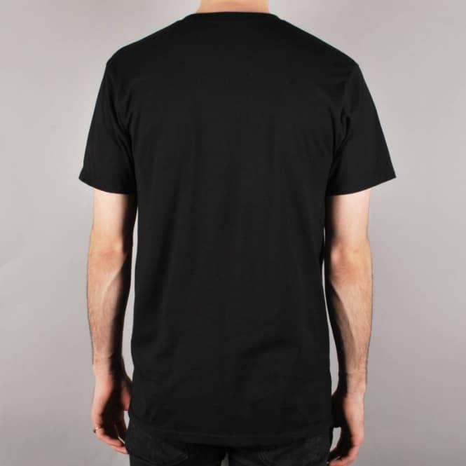 e3c59e6a39e317 Baker Skateboards Baker Ali Boulala Polaroid Skate T-Shirt - Black ...