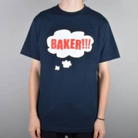 Bubble Skate T-Shirt - Navy