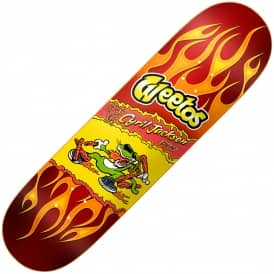 Baker Skateboards Cyril Hot Weetos Skateboard Deck 8.0""