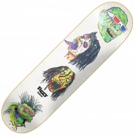 Baker Skateboards Figgy Monsters Skateboard Deck 8.38""