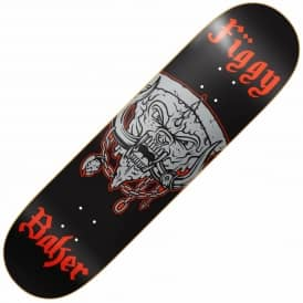 Figgy Pizza Head Skateboard Deck 8.0