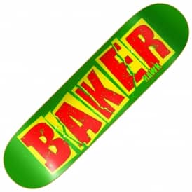 Hawk Brand Name Tear Skateboard Deck 7.75