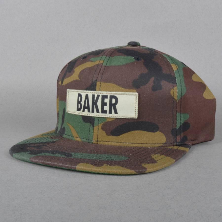 Baker Skateboards Hats Baker Skateboards Infantry