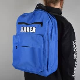 Baker Skateboards Legend Backpack - Blue