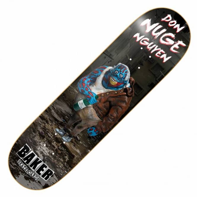 Baker Skateboards Nuge Obey Skateboard Deck 8.125''