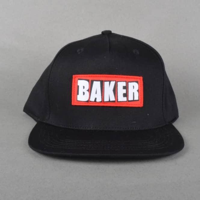 fbb88877e07 Baker Skateboards Baker Skateboards Patch Adams Snapback Cap - Black