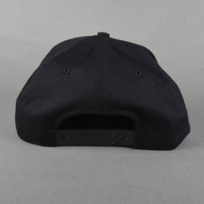 35aa1631808 Baker Skateboards Patch Adams Snapback Cap - Black - Caps from ...