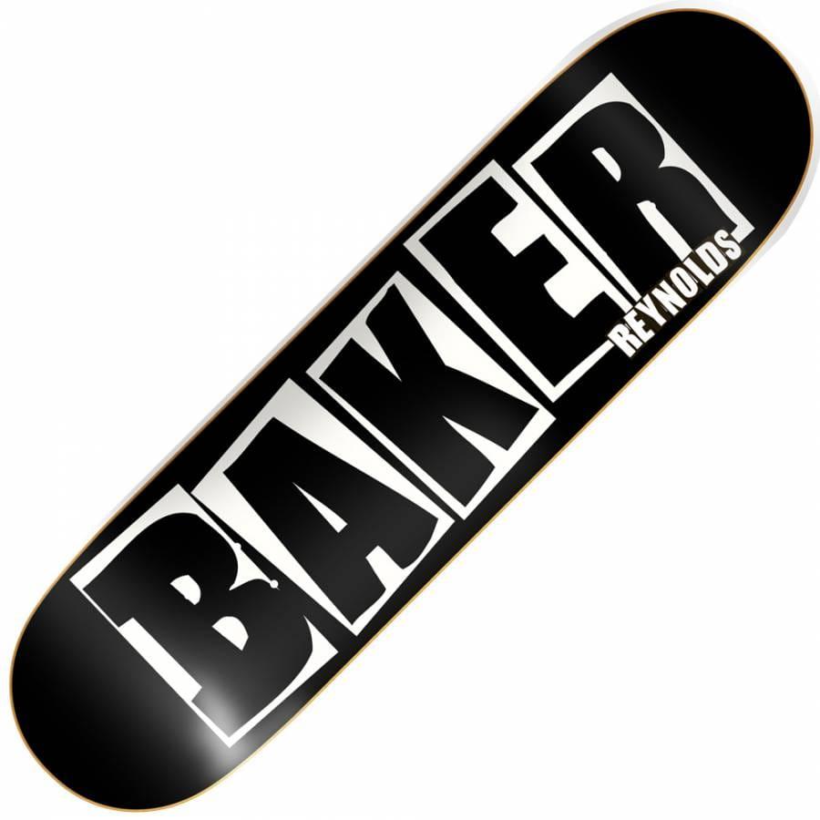 baker skateboards reynolds brand name skateboard deck 80