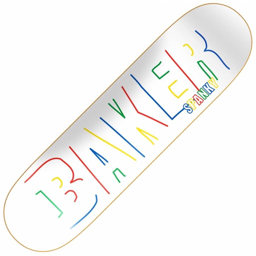 baker skateboards spanky brand name childs play skateboard