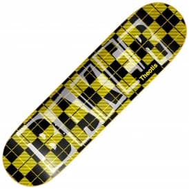 Theotis Tape Skateboard Deck 8.25