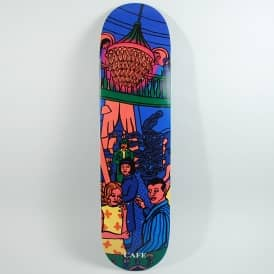 Bar Series 2 Skateboard Deck 8.125