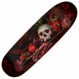 Barber Vanitas Everslick Skateboard Deck 8.8''