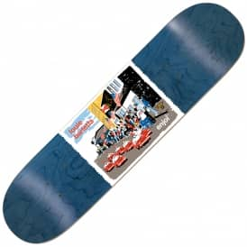Enjoi Skateboards Barletta Dog Pooper Shriners Skateboard Deck 8.0''