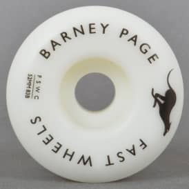 Barney Page Skateboard Wheel - 52mm