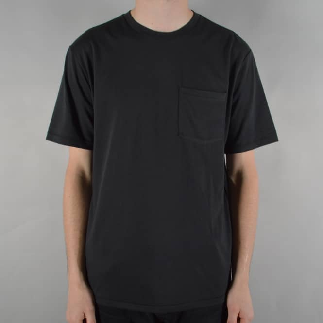Brixton Basic Pocket T-Shirt - Black