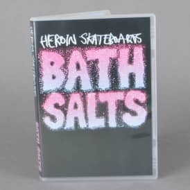 Bath Salts Skateboard DVD
