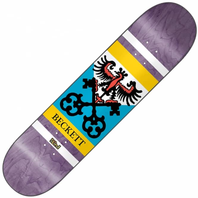 Blind Skateboards Beckett Knighthood Skateboard Deck 8.5