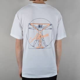 Beginnings Skate T-Shirt - White