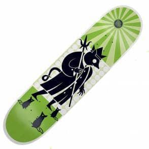 """8.25/"""" x 32/"""" Details about  /Darkroom  Nado Skateboard Deck"""