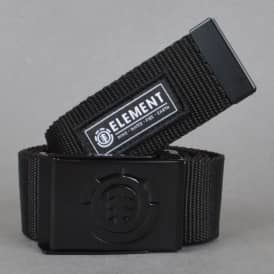 Element Skateboards Beyond Belt - All Black