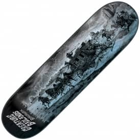 Bingaman Back To The Badlands Skateboard Deck 8.375
