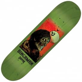 Bingaman Viscerous Skateboard Deck 8.375
