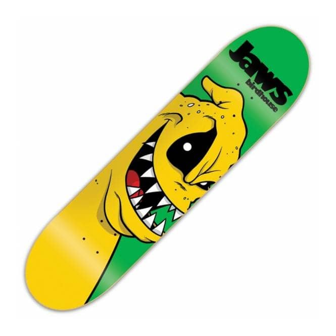 Birdhouse Birdhouse Jaws Yuk Mouth Skateboard Deck 8.25''
