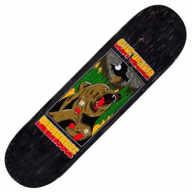 Birdhouse Walker Firestarter Skateboard Deck 8.25''
