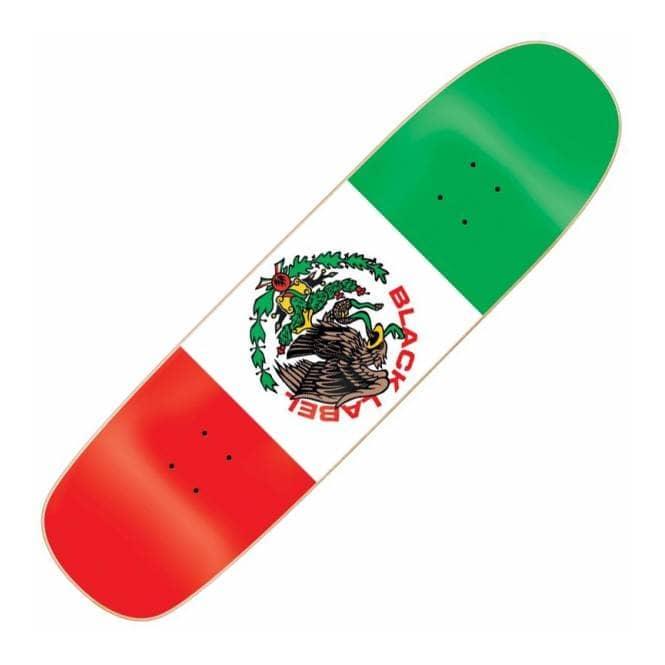 Black Label Skateboards Black Label Super Mex Custom Skateboard Deck 8 75''
