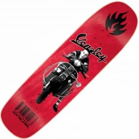 Black Label Skateboards Hensley Scooter Custom Skateboard Deck 8.75''