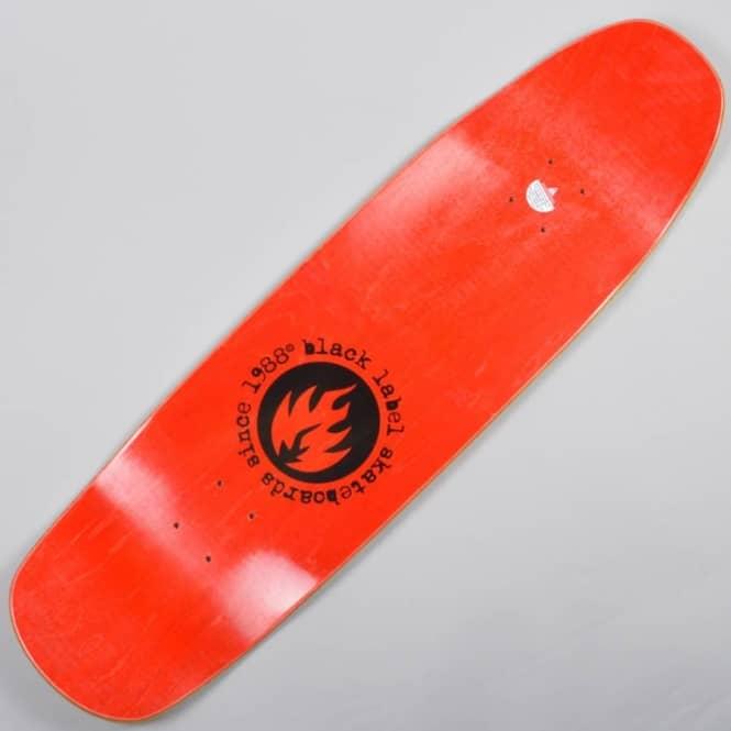 Vulture Curb Club Custom Skateboard Deck 9 0