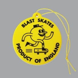 Blast Air Freshener - Yellow