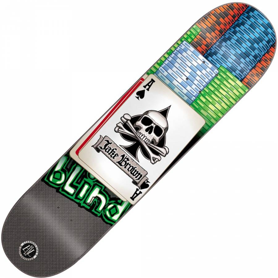 Blind Skateboards Blind Jake Brown Ace Eternal Life 2 Deck ...